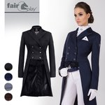 Fair Play Dressurfrack Turnierfrack Betty Navy Schwarz Grau oder Braun