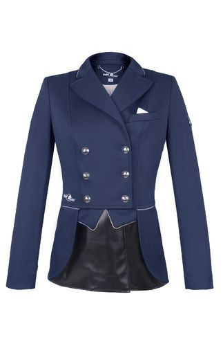 Fair Play Turnierjacket Dressage Show Jacket Beatrice navy *Neuheit*