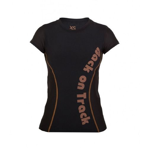 Back on Track Iontex® T-Shirt Laufshirt P4G W'Delta Tee, Copper