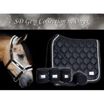 SD Design GEM Collection Saddlepad Dressur in Onyx, Ruby oder Saphir Limited